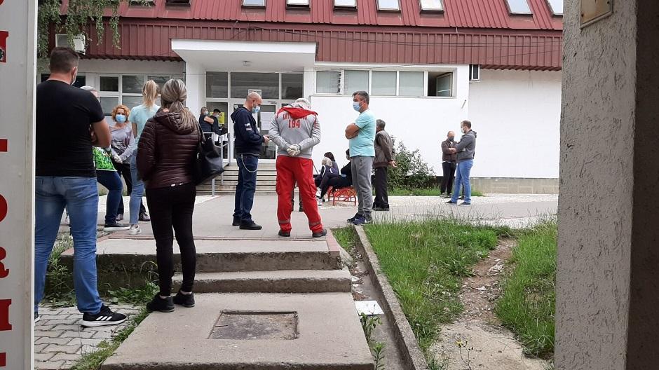 U Kovid ambulanti u Kragujevcu preko 100 pregleda dnevno
