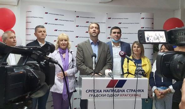 U Kragujevcu objavljeni konačni rezultati lokalnih izbora