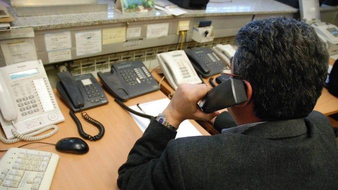 Kragujevac: Do informacije o rezultatima testa i telefonski