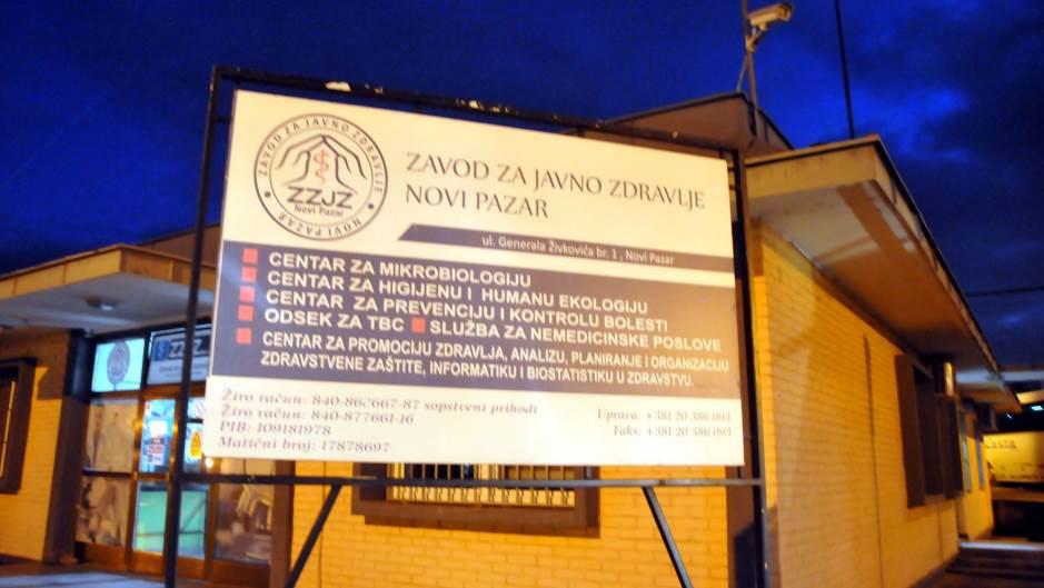 Još 15 medicinskih radnika iz Kragujevca poslato u Novi Pazar