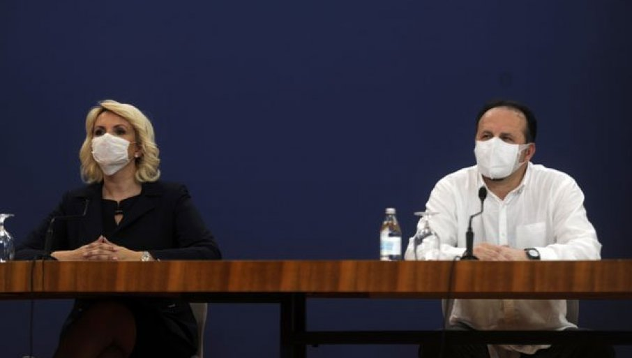 """Brisevi uzorkovani početkom jula zagubljeni u laboratoriji """"Vatreno oko"""" ?"""