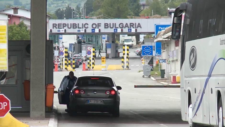 Bugarska zatvorila granice sa građane Srbije
