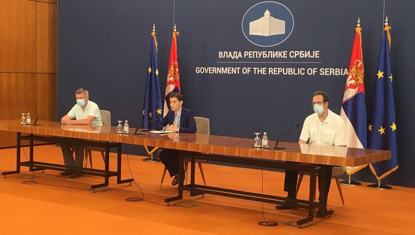 Krizni štab: Još 279 pozitivnih u Srbiji, 12 preminulo od posledica virusa Covid-19