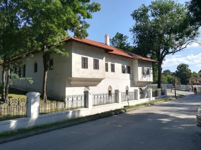 Oštećen objekat Amidžinog konaka u Kragujevcu