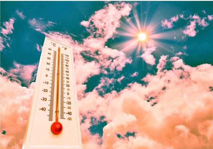 RHMZ: Tropske vrućine tokom dana, uveče kiša i nepogode