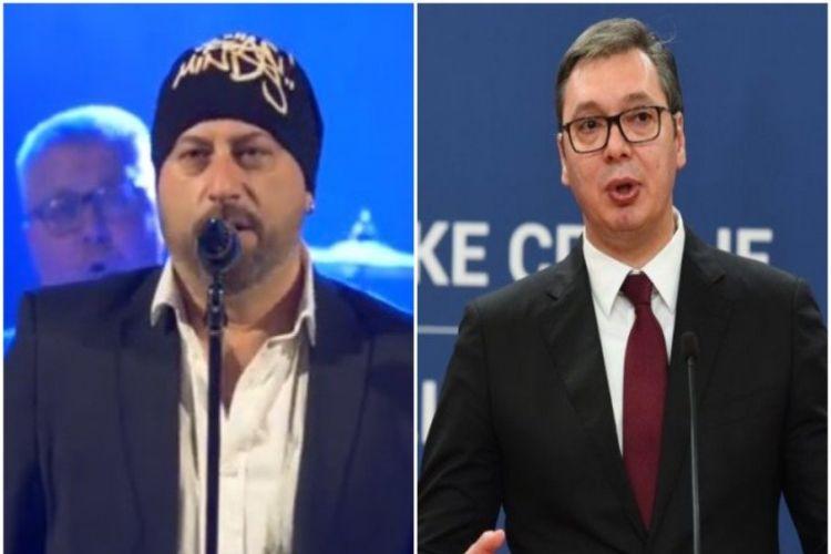 """Bivši pevač grupe """" Smak"""" uhapšen zbog pretnji Vučiću preko fejsbuka"""