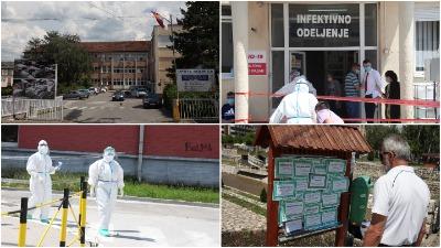 U Novom Pazaru preminulo 100 ljudi, podaci nadležnih nakon protesta građana