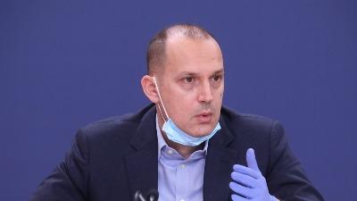 Lončar: Podaci od predhodne noći nisu ohrabrujući, preko 3000 pregleda u Beogradu
