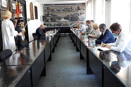 U Kragujevcu zakazana konstitutivna sednica gradskog parlamenta