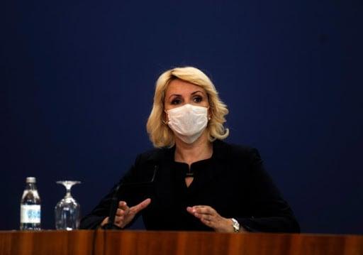 Krizni štab: Novozaražene 352 osobe, 198 pacijenata na respiratoru, 9 osoba preminulo