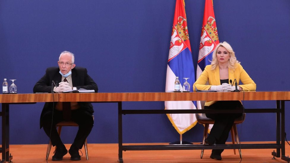 Otkazana konferencija za novinare Kriznog štaba