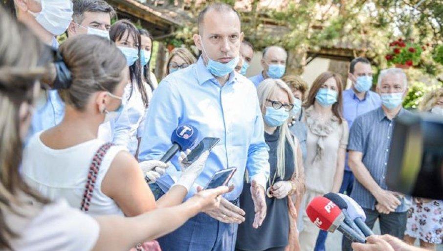 U Kragujevcu održan prijem za zdravstvene radnike
