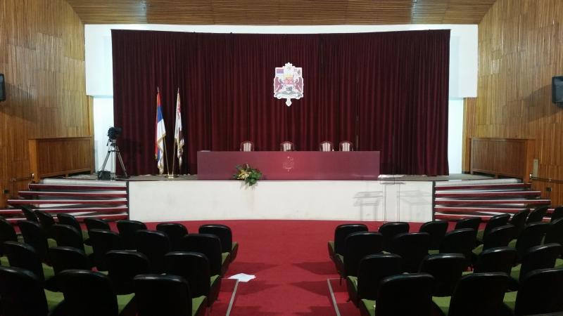 Kragujevac: Sutra prvo zasedanje gradskog parlamenta u novom sazivu