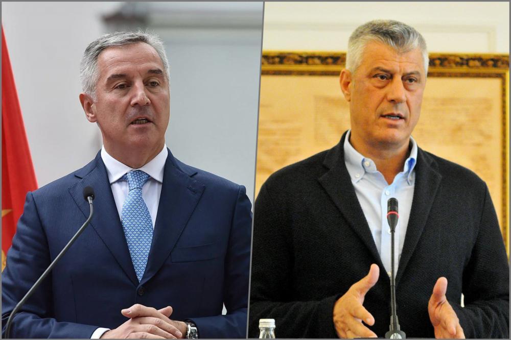 Milo Đukanović bi mogao biti svedok u odbrani Tačija