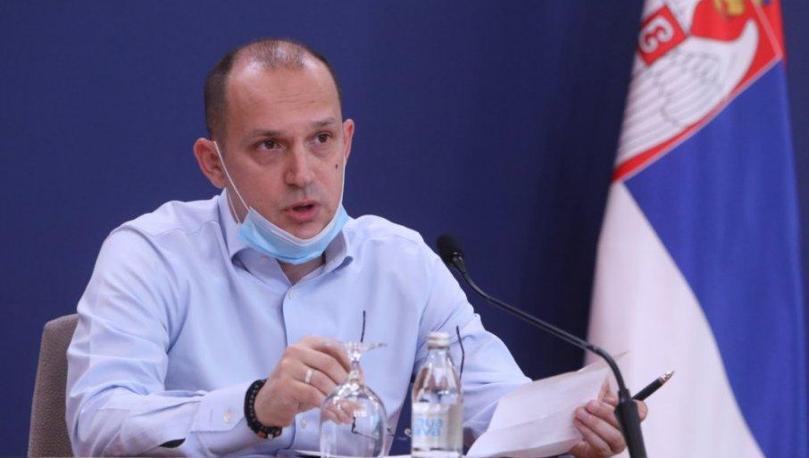 Krizni štab: U Srbiji 311 novozaraženih, preminulo 8 osoba
