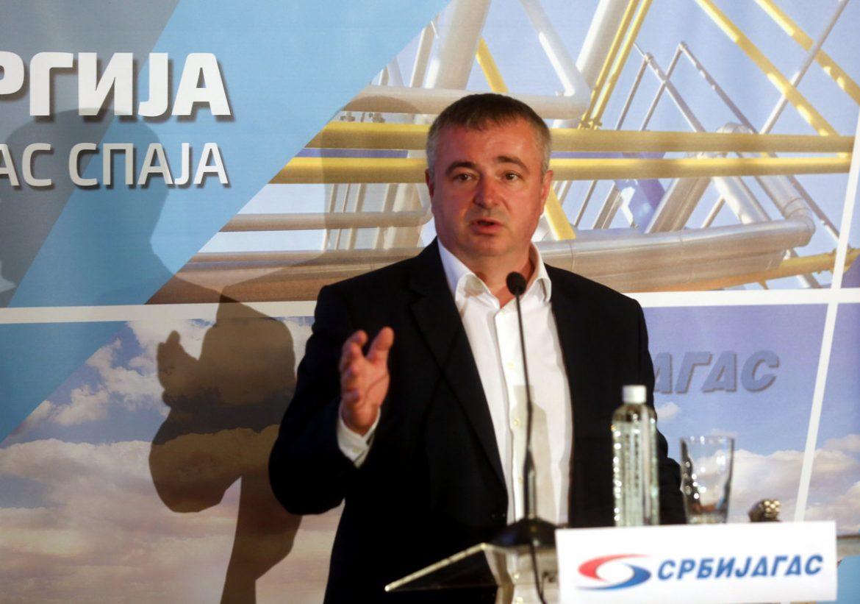 Bajatović: Nema poskupljenja gasa do kraja grejne sezone