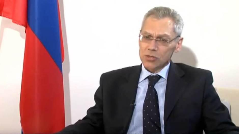 Bocan Harčenko: Laž je da Rusija agituje da SPS bude opet u vladi