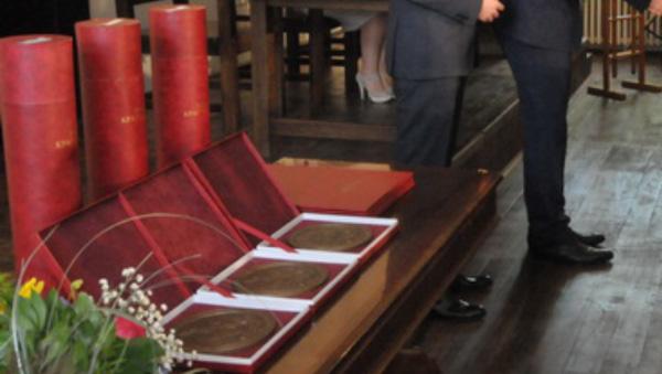 Kragujevac: Dodela Đurđevdanskih nagrada na svečanoj sednici 28. avgusta