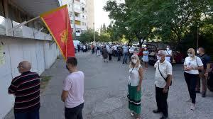 U Crnoj Gori izborni dan, beleži se velika izlaznost