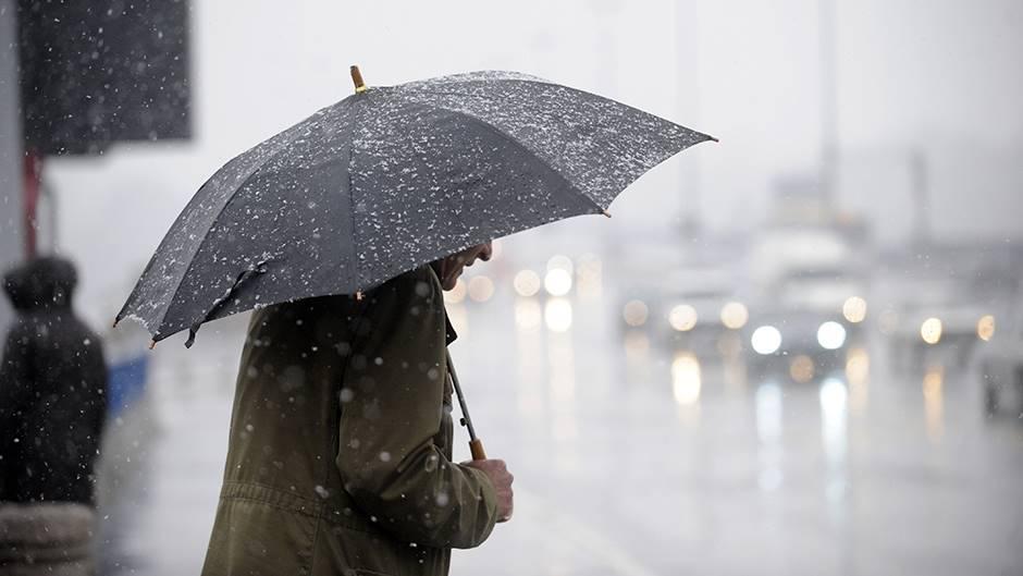 Kiša i jesenje temperature, od sutra ponovo toplo i sunčano