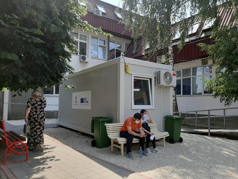 Testiranje na lični zahtev od sada i u Domu zdravlja Kragujevac