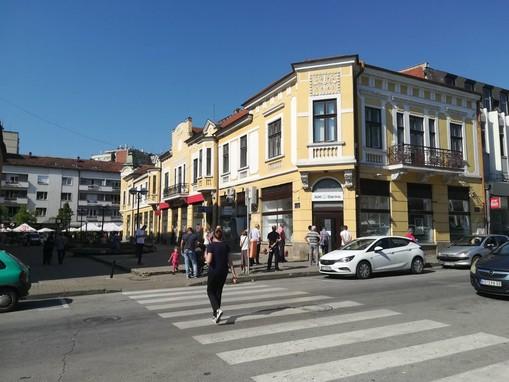 U Srbiji i danas tropski dan
