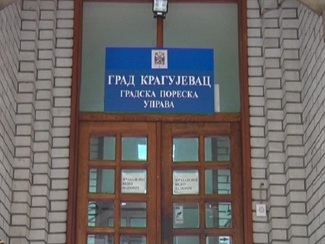 Kragujevac: Ističe rok za izmirenje treće rate poreza na imovinu