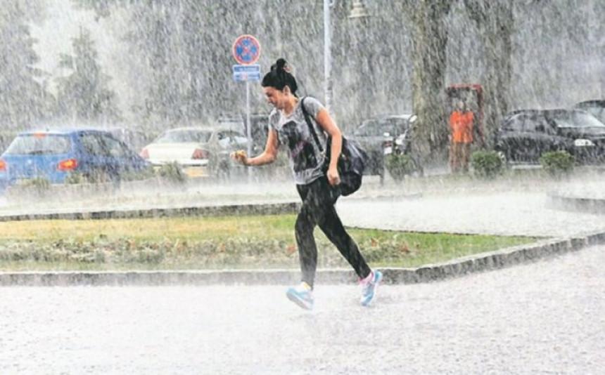 Vreme: Za vikend kiša i pad temperature, od ponedeljka sunčano i toplo