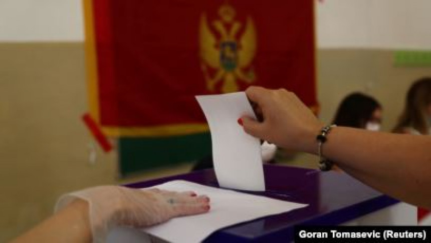 Objavljeni konačni rezultati izbora u Crnoj Gori