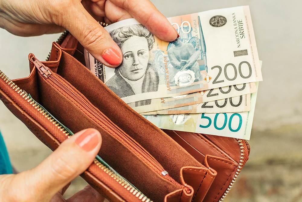 Sindikati traže da minimalac bude 35.000 dinara
