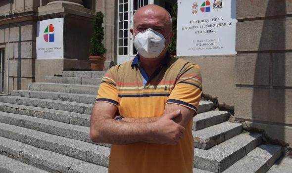Vasiljević: Epidemiološka situacija bolja, ali još nesigurna