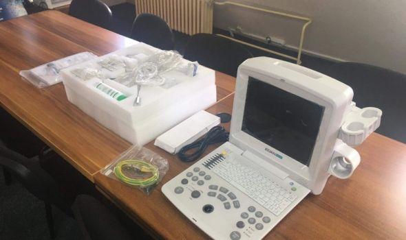 Kragujevac: Dom zdravlja dobio ultrazvučni portabl aparat