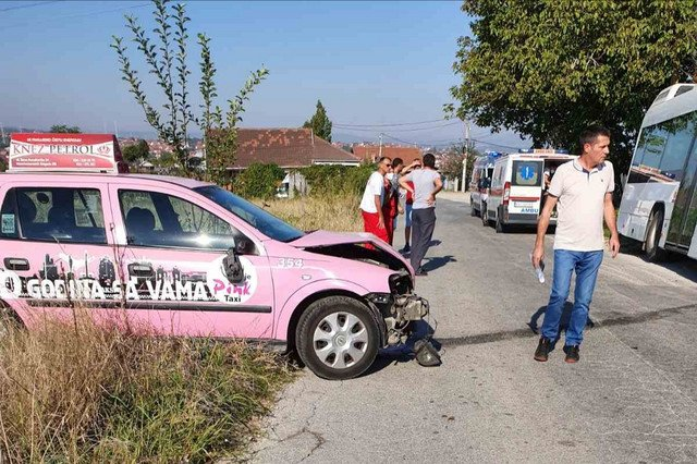 Kragujevac: Poginuo taksista