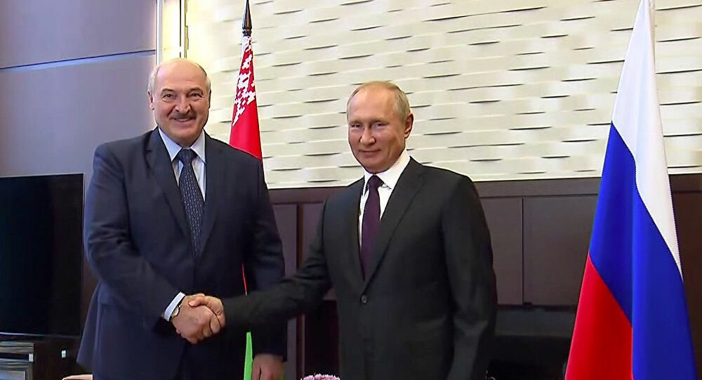 Rusija: Lukašenko legitiman