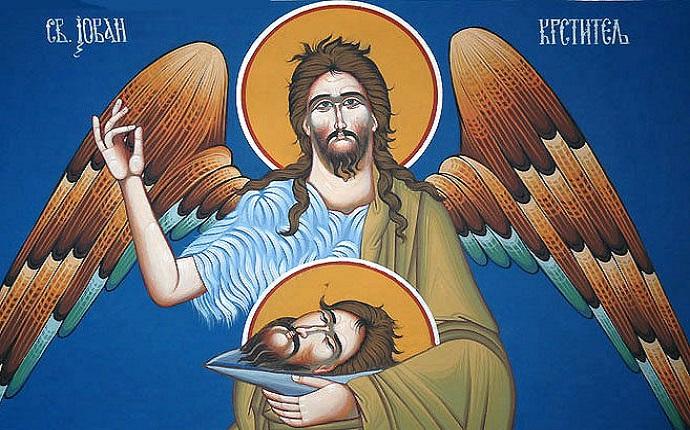 Danas se obeležava Usekovanje svetog Jovana Krstitelja