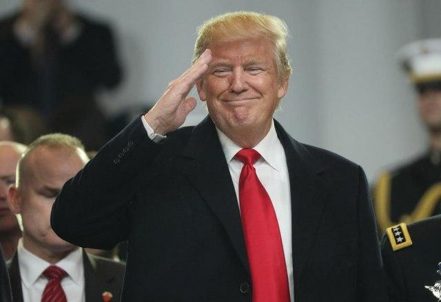 Tramp nominovan za Nobelovu nagradu za mir