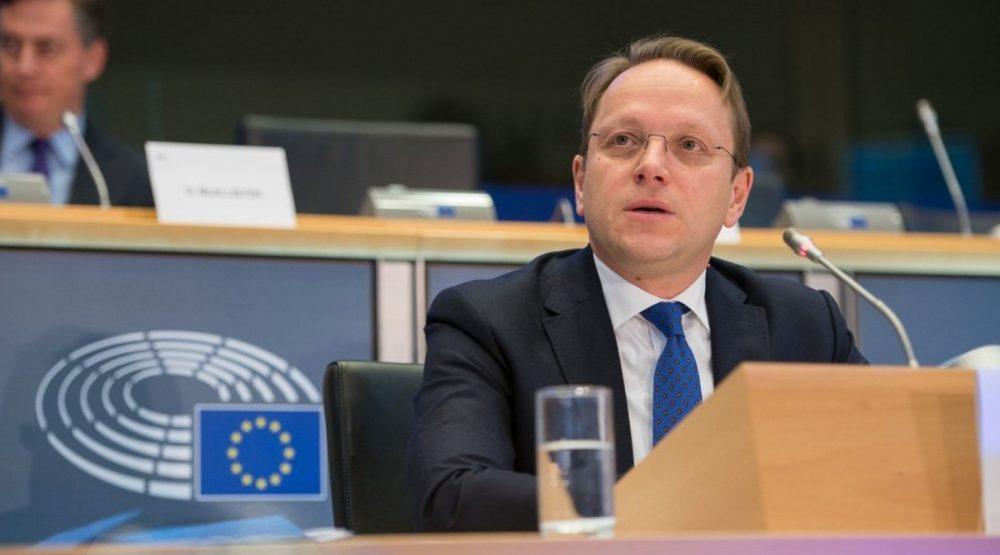 Varhelji: EU nudi punopravno članstvodržavama zapadnog Balkana