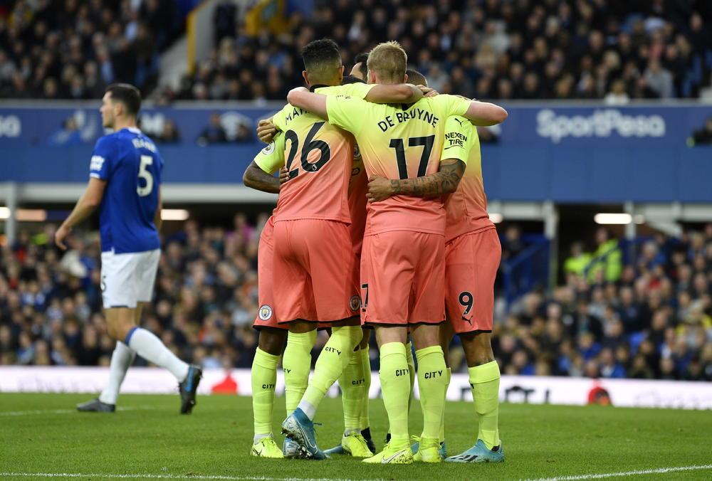 Evertonu tri boda nakon pobede nad Totenhemom