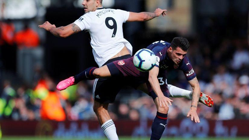 Arsenal ubedljivo savladao Fulama
