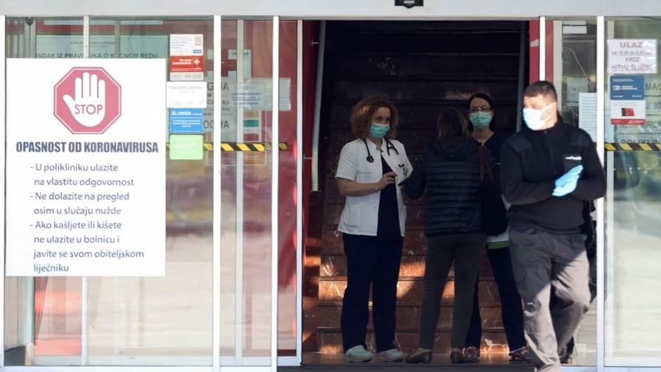 U Hrvatskoj 165 novozaraženih korona virusom, umrlo šest osoba