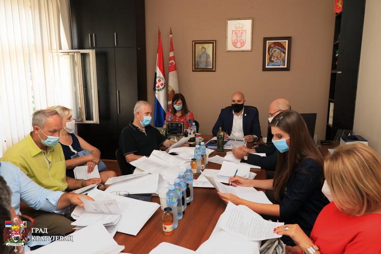 Kragujevac: Zakazana prva redovna sednica gradskog parlamenta