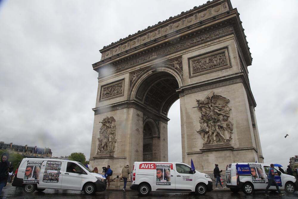 Nove restrikcije zbog korona virusa u Nici i regionu Pariza