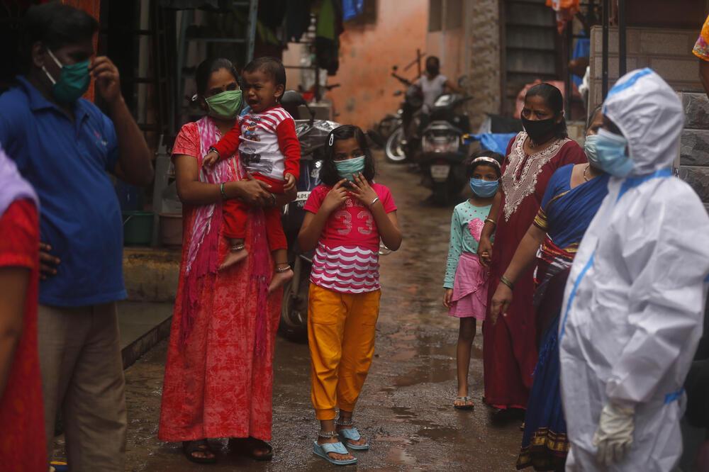U Indiji skoro 60 miliona zaraženih korona virusom