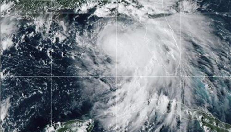 Uragan Sali kreće se na jugoistoku SAD