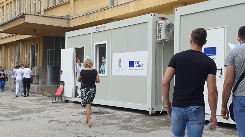 U Srbiji 99 novih slučajeva zaraze korona virusom