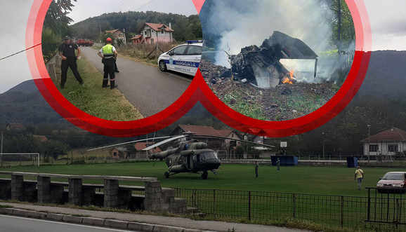 Vulin: Pronadjen snimač parametara vojnog aviona koji se srušio u petak