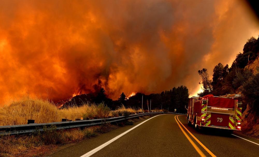 Požari odneli 35 života u SAD