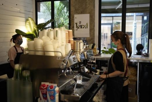 U Hongkongu otvoren prvi kanabis kafić