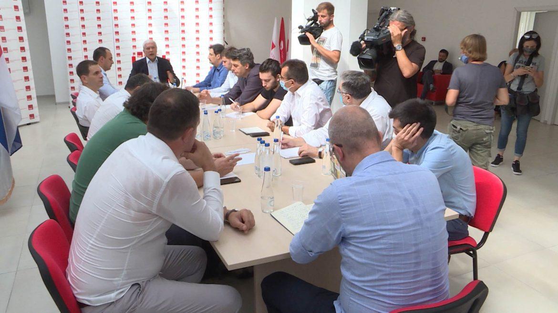 Sastanak opozicije bez Ujedinjene opozicije Srbije