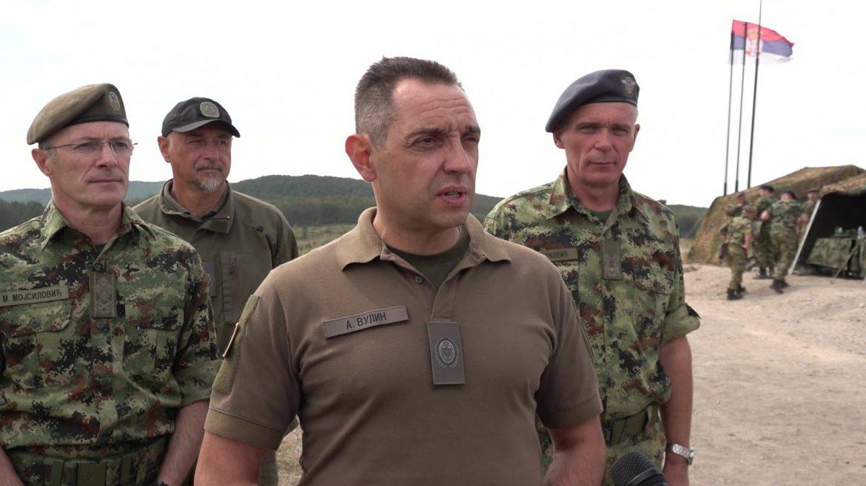 Vulin: Vučić je predsednik svih Srba